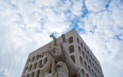 GIRO DEI MUSEI DELL'EUR