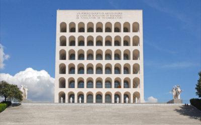 IL QUARTIERE dell'EUR – l'architettura